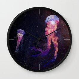 Voidfish 2 Wall Clock