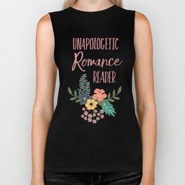 Unapologetic Romance Reader Biker Tank