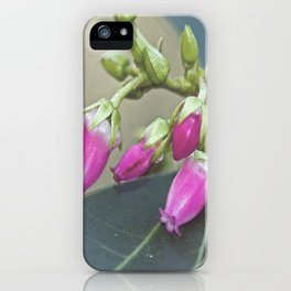 Tiny Pink iPhone Case