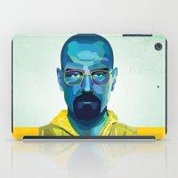 heisenberg iPad Cases featuring Heisenberg by Ned & Ems