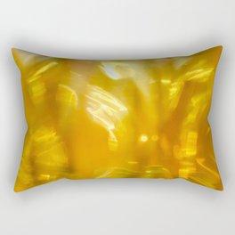 Viscous Honey Rectangular Pillow