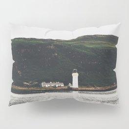 The Rubha Nan Gall Lighthouse Pillow Sham