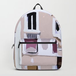 Rooms Vacant Backpack