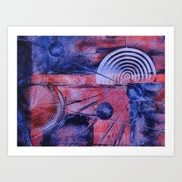 From Dusk Until Dawn Art Print