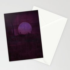 Shar ~ Purple Stationery Cards