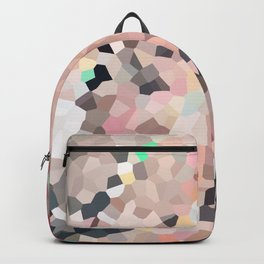 Pink Moon Love Backpack