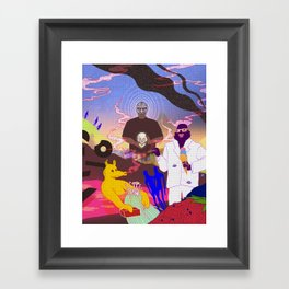 DOOM Framed Art Print