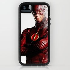 The Flash iPhone SE Adventure Case