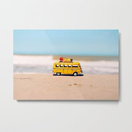 Tiny Journey Metal Print