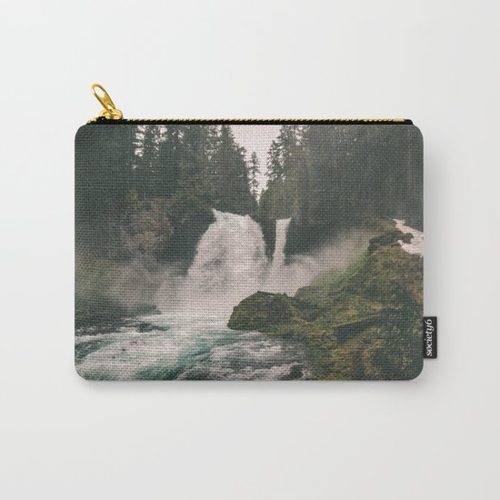Sahalie Falls Carry-All Pouch