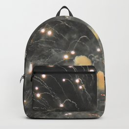 Marina Fireworks 2018 view 4 Backpack
