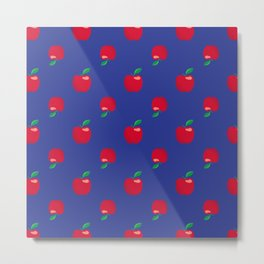 pack o apples patterns Metal Print