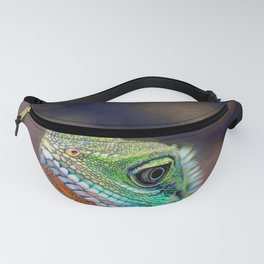 Chinese Water Dragon Fanny Pack