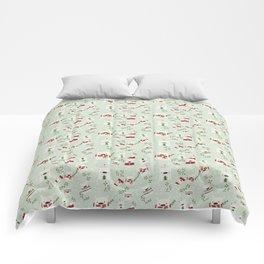 Happy Meetings Comforters