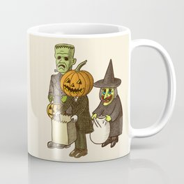 Happy Halloween! Coffee Mug