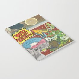 Strychnine Summertime Notebook