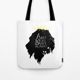 Brave Again Tote Bag