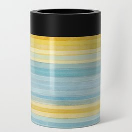 Colorbands Yellowstone Yellow Can Cooler