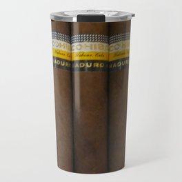Cuban Cohibas Travel Mug