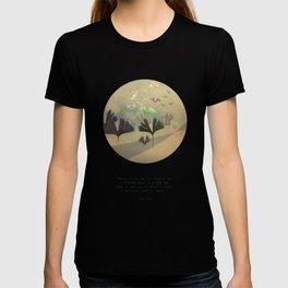phoenix-like T-shirt