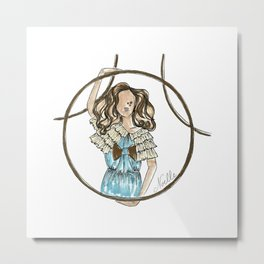 Rings Metal Print