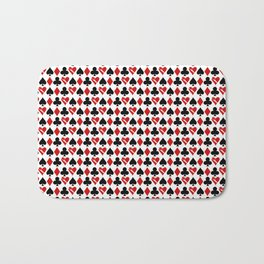 Is Love a Game? (Pattern) Bath Mat