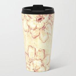 Vintage Pattern Travel Mug