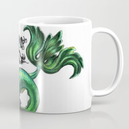 Lusterweibchen Mermaid Coffee Mug