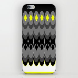 Hombre Ovals iPhone Skin