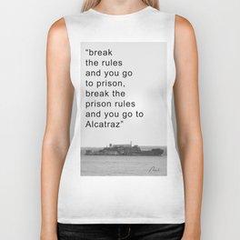Alcatraz Biker Tank