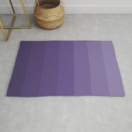 Ultra Violet - Family Color (Seven brothers) Rug