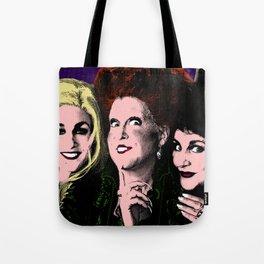 Hocus Pocus - Sanderson Sisters Tote Bag
