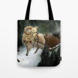 julebukk Tote Bag