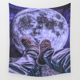 Recharging Energy Wall Tapestry