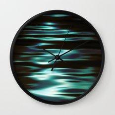 Light flow Wall Clock