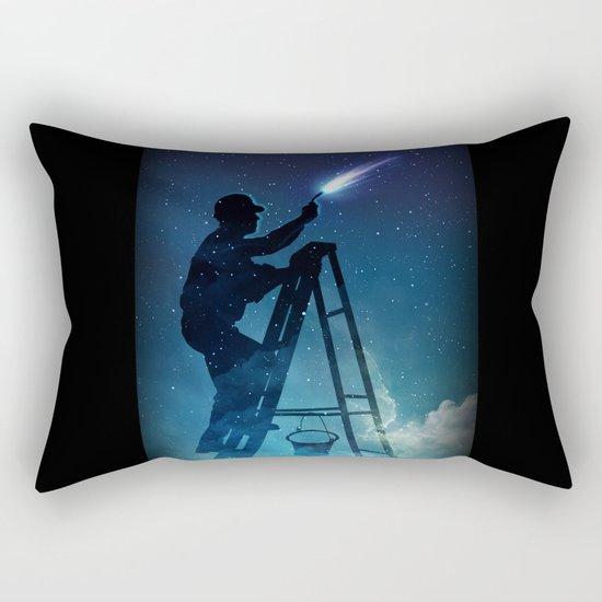 Star Builder Rectangular Pillow