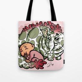 Imaginary Friend Tote Bag