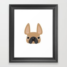 This is Enzo Framed Art Print