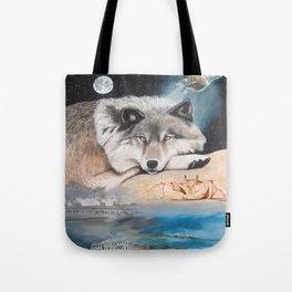 Cancer- The Zodiac Wildlife Series Tote Bag