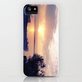 CHANAKKALE SUNSET iPhone Case