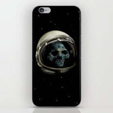 Holy Starman Skull II iPhone & iPod Skin