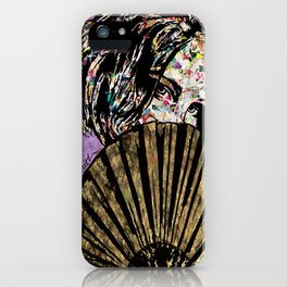 Playing Coy iPhone Case