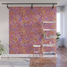 Millefiori-Fiesta Colors Wall Mural