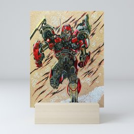 Shatter Mini Art Print