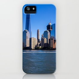 What I can I say about Manhattan iPhone Case