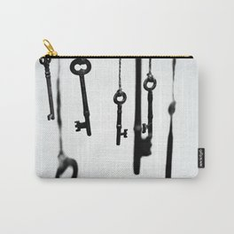 Seven Skeletons Carry-All Pouch