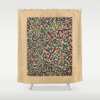the legend of korra Shower Curtains featuring - legend - by Magdalla Del Fresto