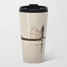 Inle Lake Myanmar Travel Mug