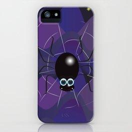 Happy Spider  iPhone Case