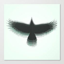 5.0.3 - Green Canvas Print